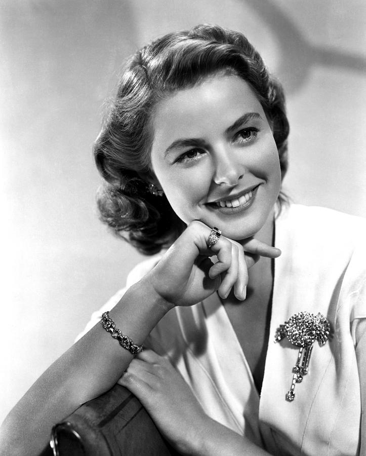 Ingrid Bergman woody guthrie