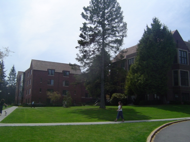 Trimble Hall and Howarth Hall