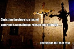 Christianity is a Test