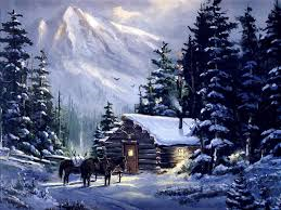 snow with mountain cabin.png
