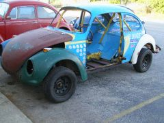 1973 Super Beetle ChumpCar