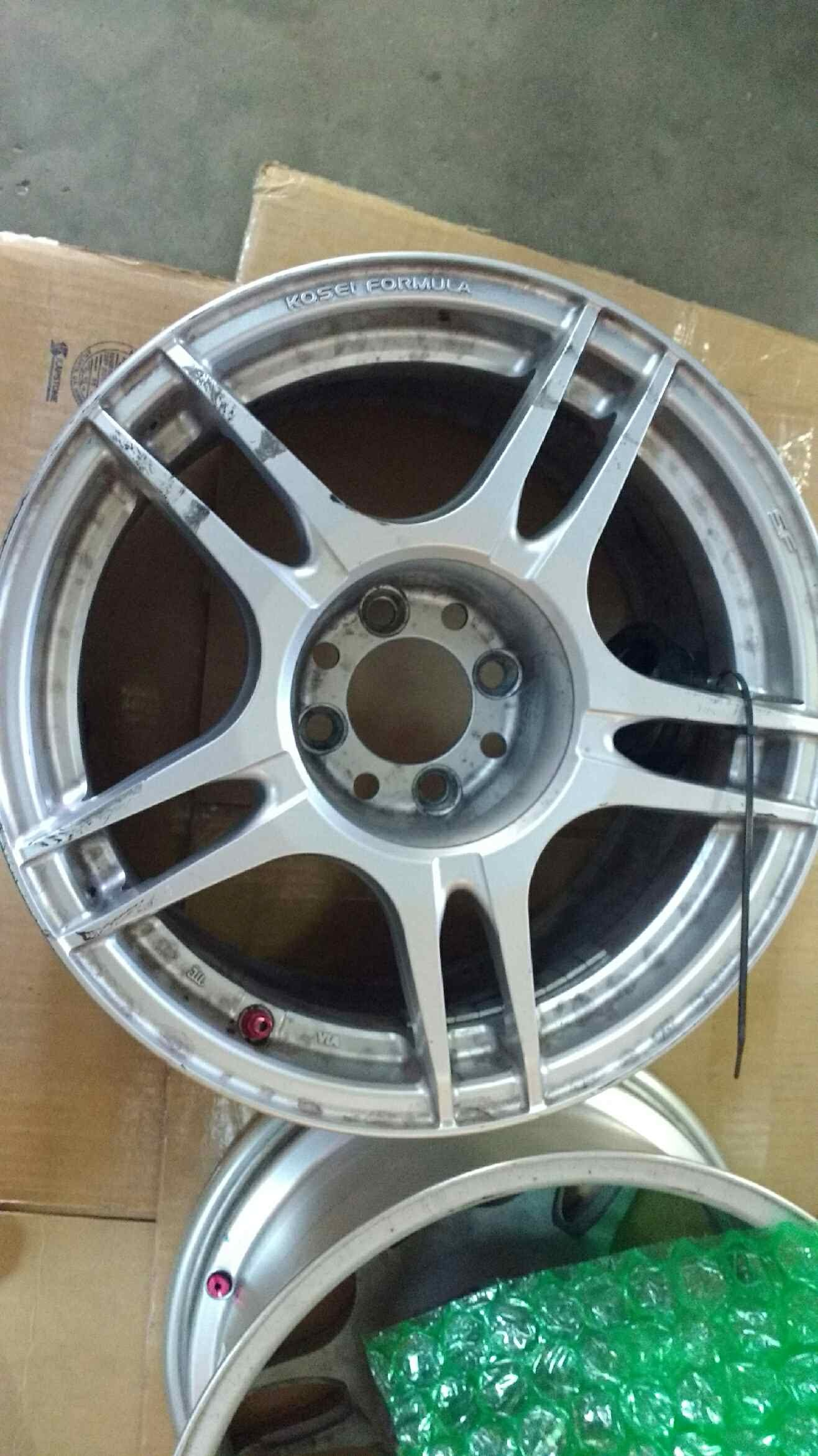 Kosei K5R wheels for sale - The Source for Cars, Parts & Services ...