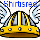 Shirtisred