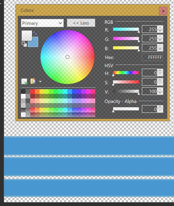 Transparent DDS - Paint NET Discussion and Questions - paint