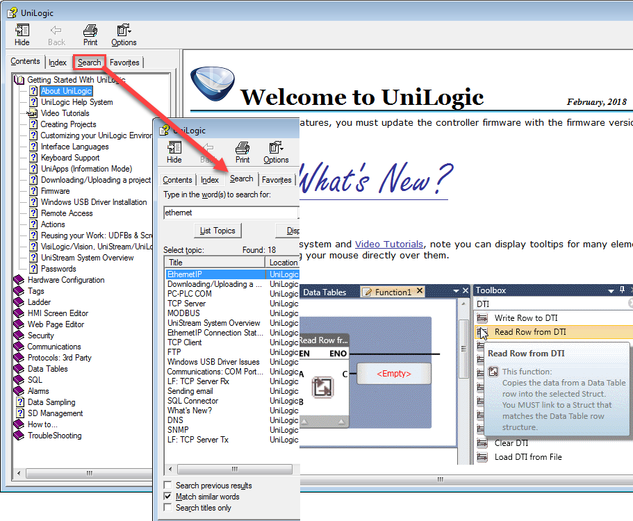 How to get Help with Unitronics Products: Do's & Don'ts - The Lounge