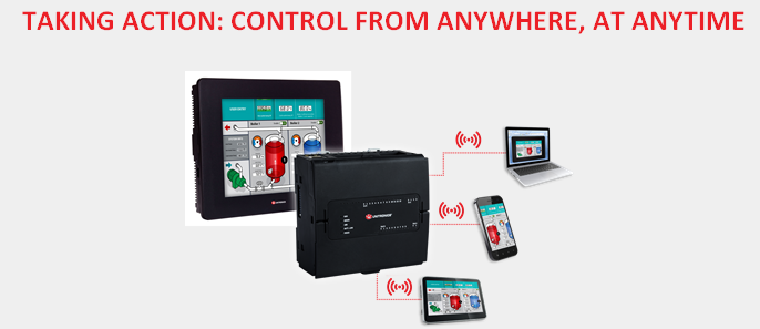 Download our Webinar:Remotely Access your Unitronics PLC =>Control During Crisis