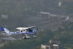 Low Pass Over Cibubur Highway
