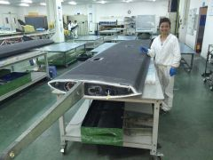 welcome to CT composite manufacturing facility in China :)