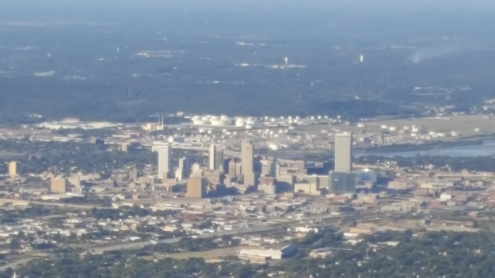 Tulsa, Oklahoma, Arkansas River