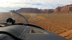 Landing Approach, Monument Valley