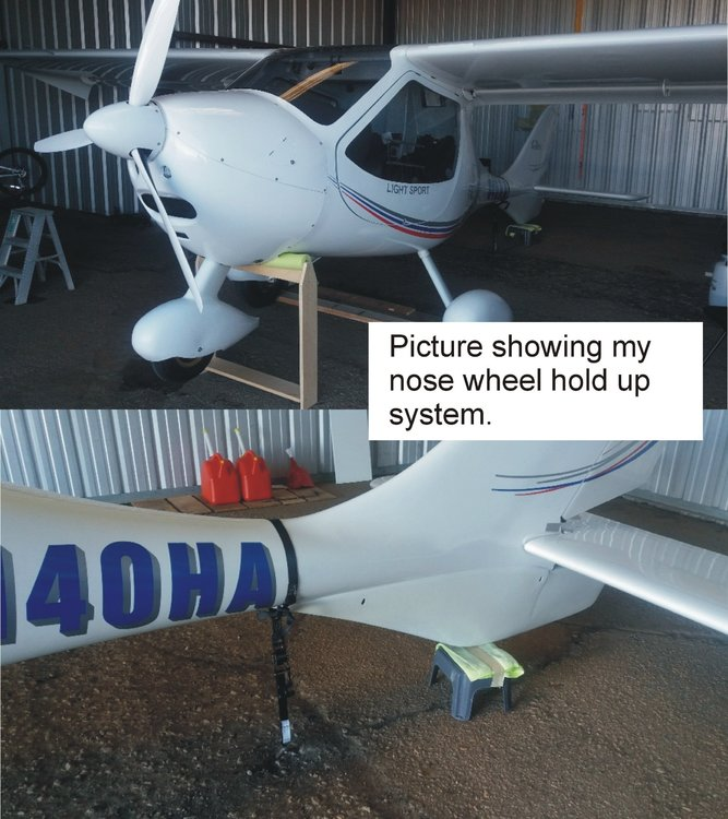 6. Nose wheel hold up system.JPG