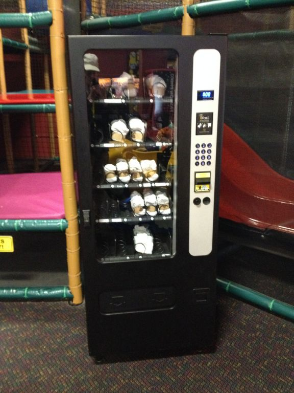 Sock Vending Machine