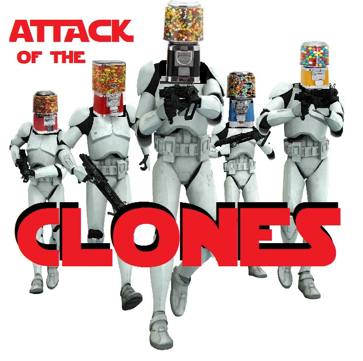 Attack Of The Beaver Clones