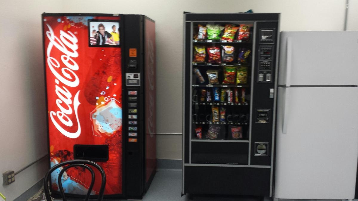 Price check on a couple of machines - Beverage and Food Vending