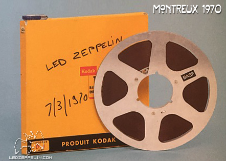 Led Zeppelin Japan 1971 tapes | Page 3 | Steve Hoffman Music Forums
