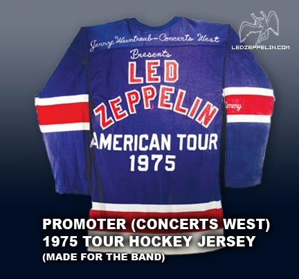 LED ZEPPELIN JIMMY PAGE HOCKEY SHIRT 75hockeyjersey.jpg www.ledzeppelin.com photos memorabilia.jpg