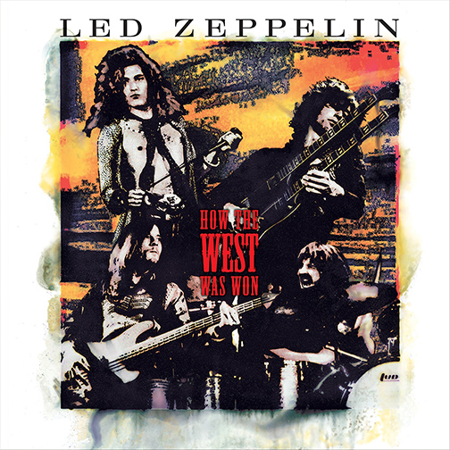 How The West Was Won To Be Reissued With New Remastering Supervised By Jimmy Page