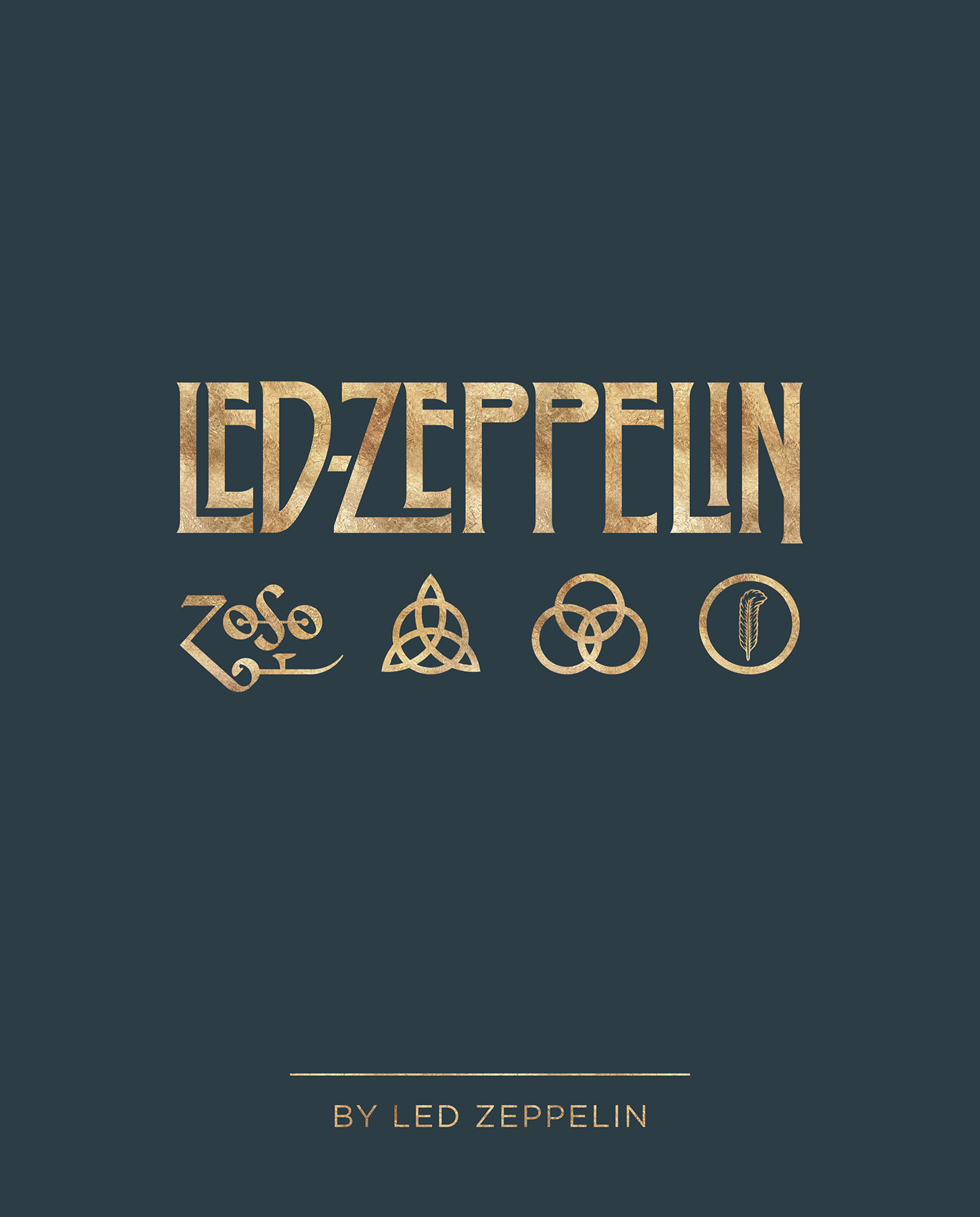 Led Zeppelin Official Illustrated Book Coming 2018 Page 2