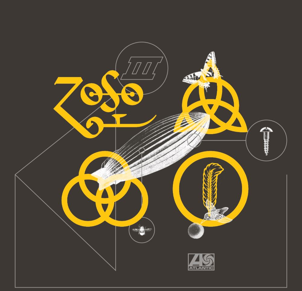 "Led Zeppelin will release a limited edition 7"" single featuring 2 previously unheard mixes: ""Sunset Sound Mix"" of ""Rock And Roll"" and ""Olympic Studios Mix"" of ""Friends."""