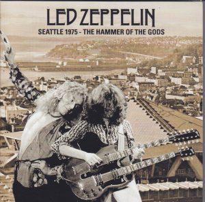 3/21/75 Seattle -- Soundboard vs  Matrix - Led Zep Live