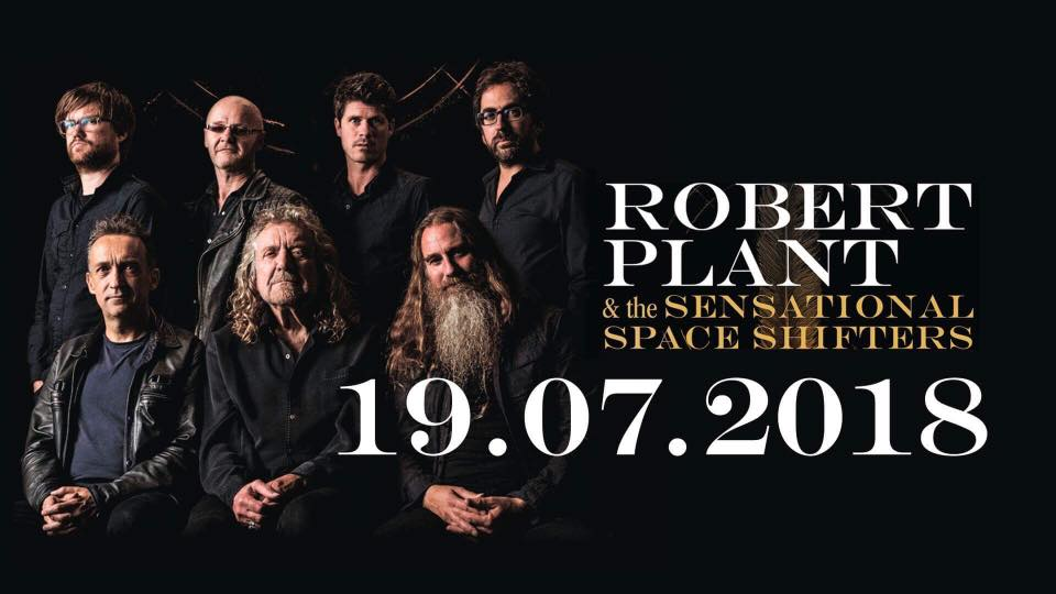 Robert Plant Live: Black Sea Jazz Festival - Community