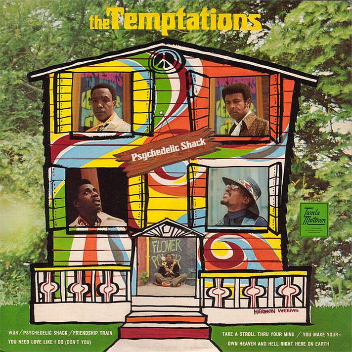 The Temptations - Psychedelic Shack -.jpg