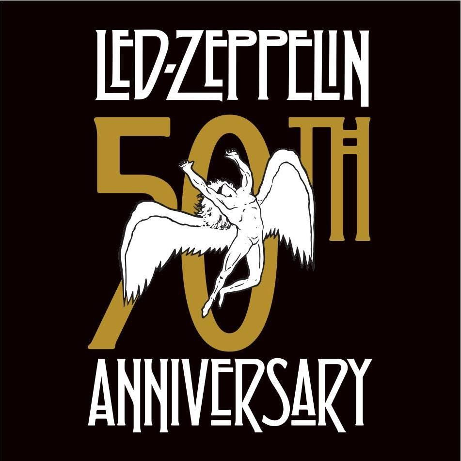 Led Zeppelin 50th Anniversary