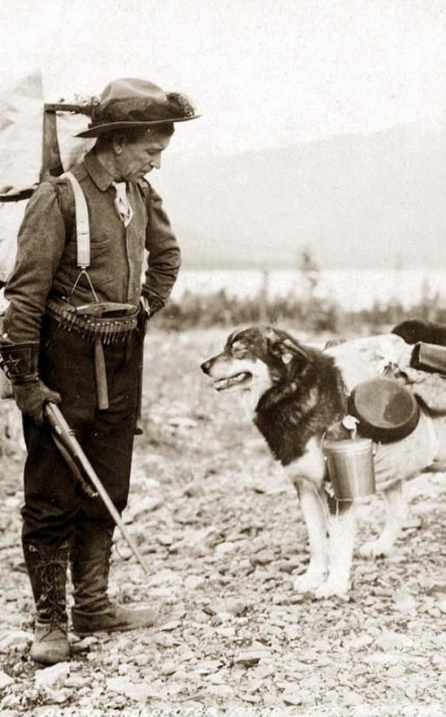 Prospector And Dog