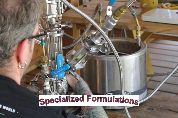 Specialized Formulations Tutorials