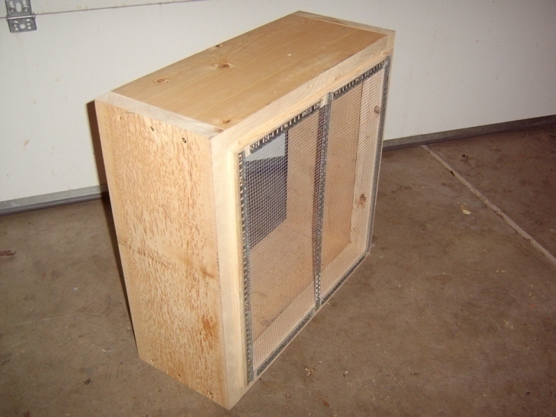 Diy Stackable Wooden Worm Compost Bin Diy Ommp Pay It Forward