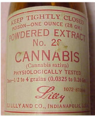 #Cannabis Extract.