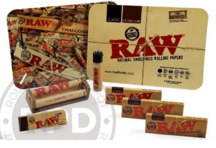 RAW Mini Tray with Lid Bundle Giveaway @ShopRPD