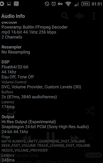 List of Android Devices with Hi-Res Audio Support (Internal DAC ...