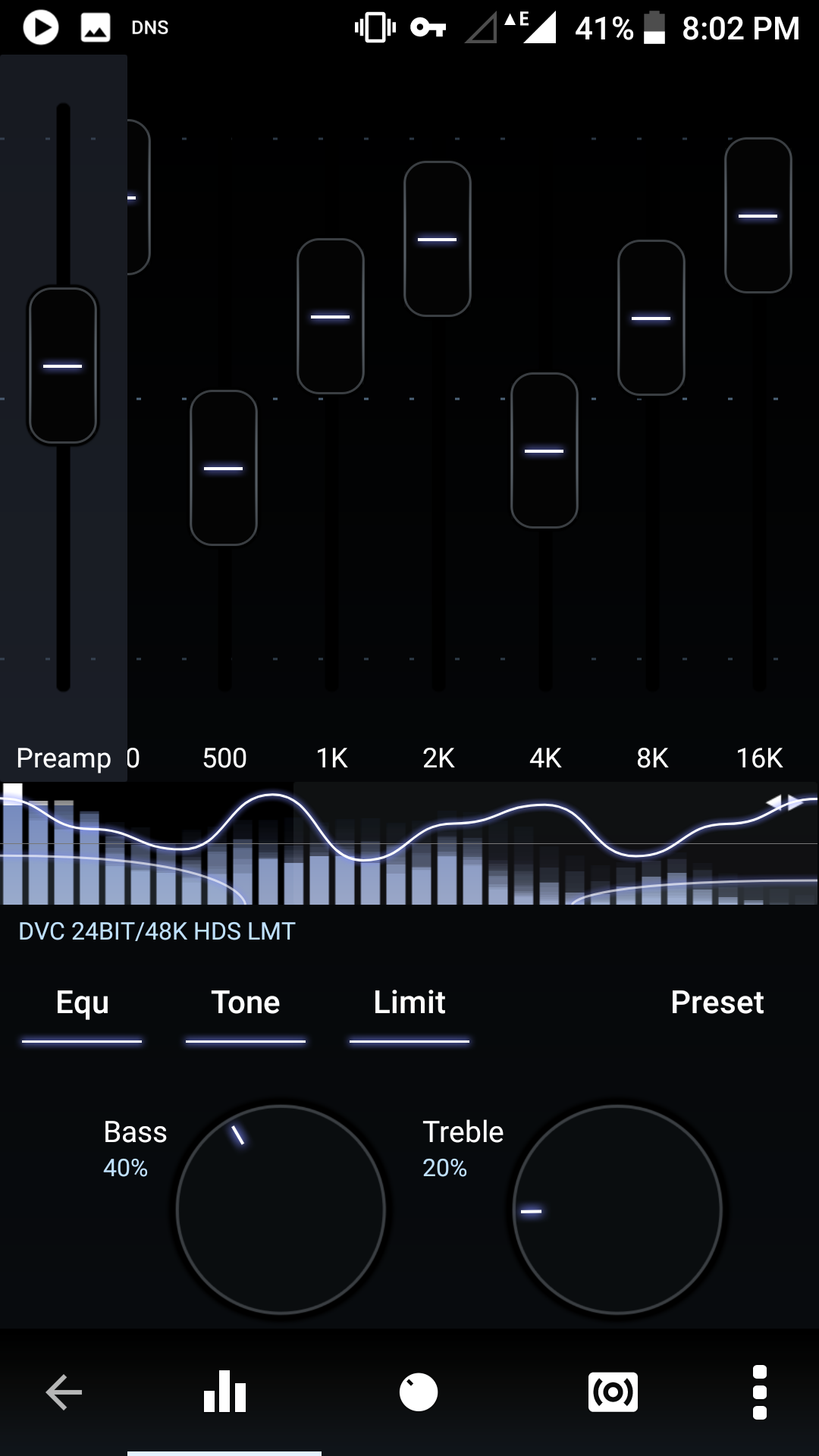 Best Equalizer Setting for Poweramp - General Poweramp Chatter