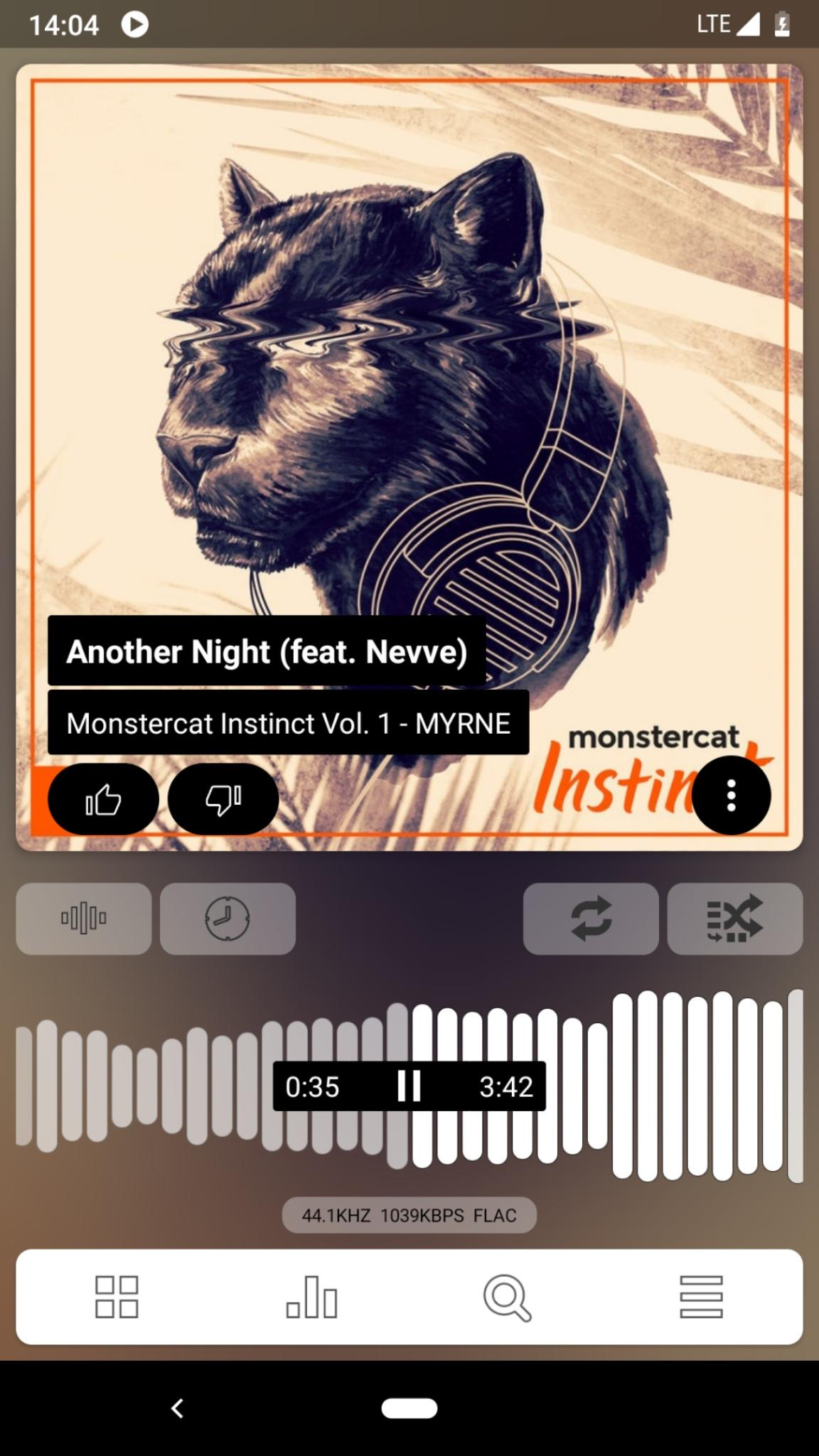 Poweramp v3 beta-preview-build-790 - Not yet feature