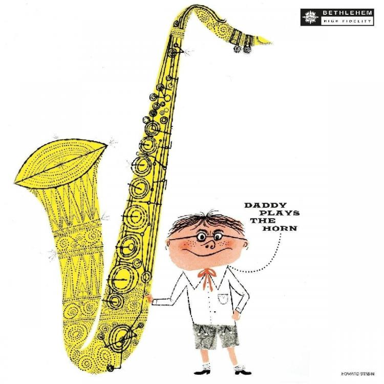 Dexter Gordon - Daddy Plays The Horn.jpg