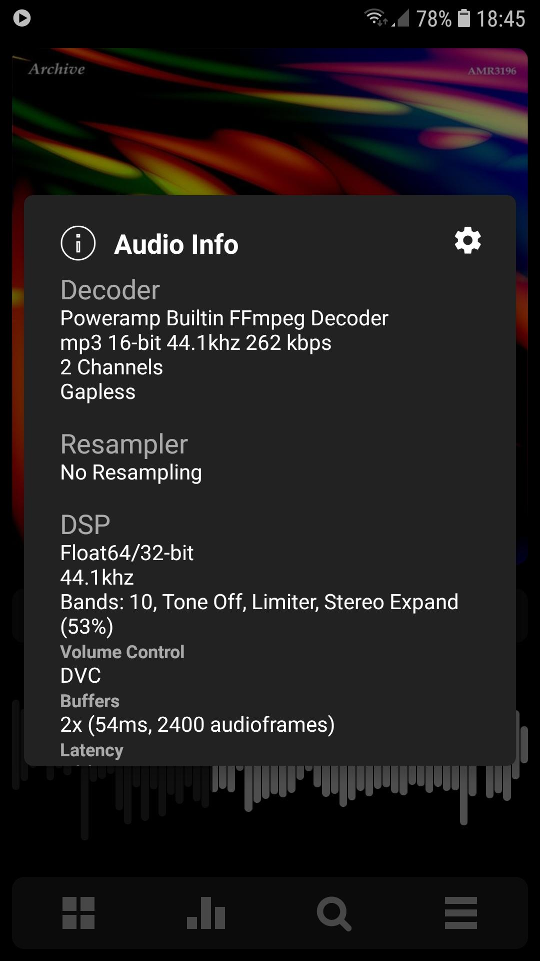 Poweramp Build 807 (Release Candidate) - Page 16 - Poweramp Release