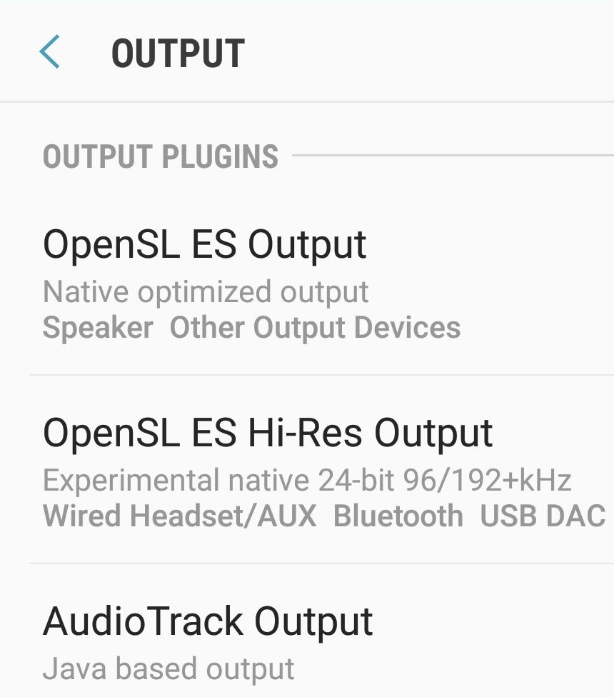 Using Android 8 and Poweramp v3 Bluetooth headphones does not