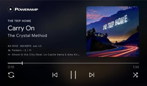 Poweramp v3 (Latest Releases) - Poweramp