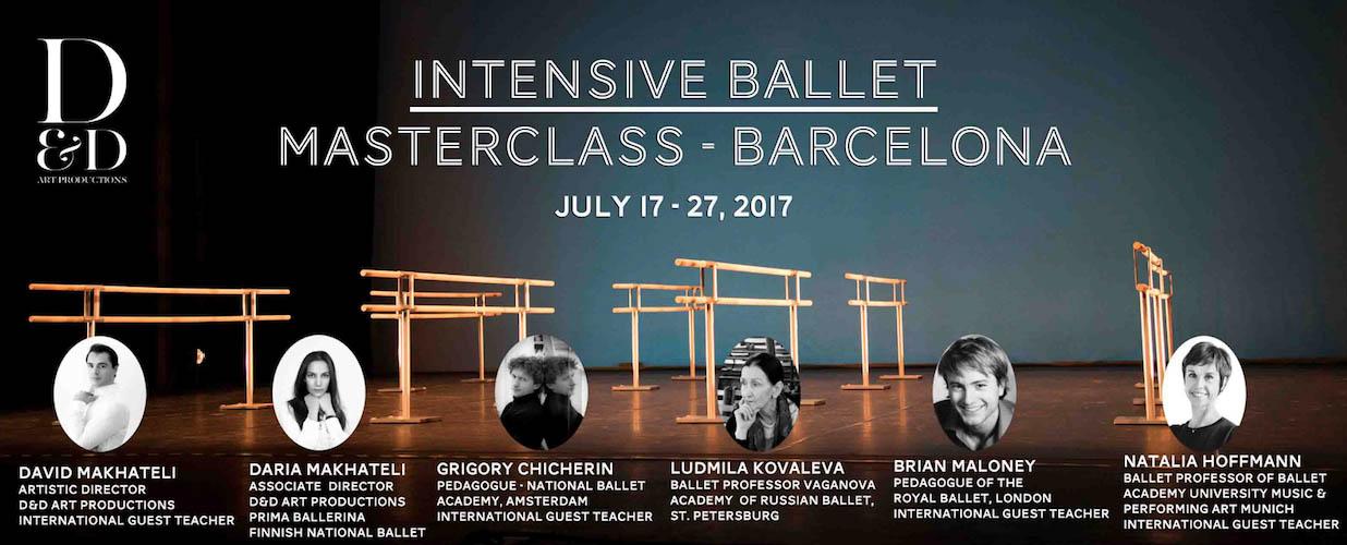 D&D Summer Intensive Masterclass (Barcelona) - Doing Dance