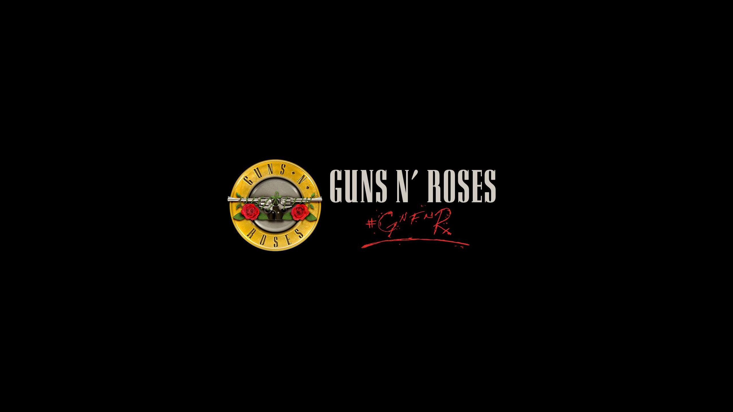 guns n roses logo - HD2560×1440