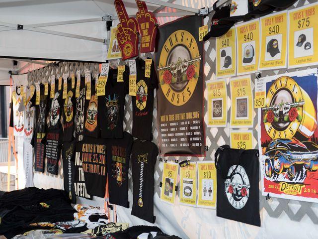 Official Merchandise Thread Guns N 39 Roses Discussion