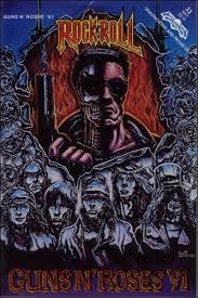 Guns N' Roses Comic Books - GUNS N' ROSES - DISCUSSION & NEWS