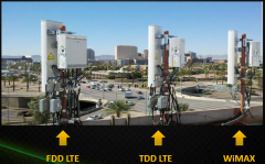 Clearwire WiMax/LTE Trial in Phoenix