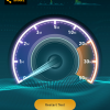Speedtest near Caltrain station in downtown Mountain View