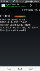 Screenshot 2014 12 08 16 27 Signal Strength UPS Drive Tower Site ID PL04SH242
