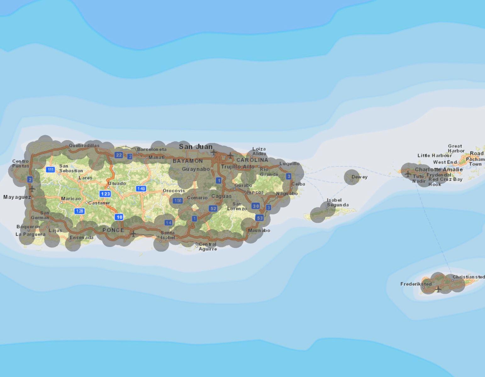 sprint market map prvi