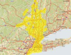 Sprint Market Map - NYC