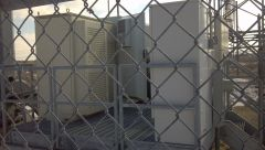 Marengo, IL NV Site Photo - Base Equipment cabinets up closer