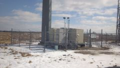 Marengo, IL NV Site Photo - Base Equipment